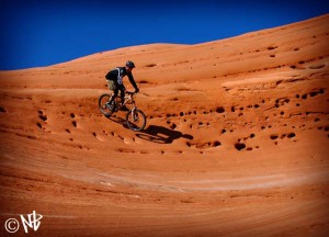 bartlett wash mountain bike trail