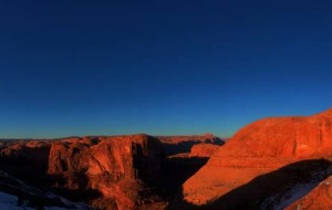 Spring Weather Rampant in Moab