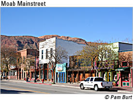 City Market Moab >> Main Street Moab Moab Utah Everything Moab Ut
