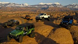 Jeep Safari in Moab